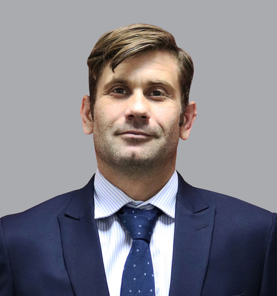 Ben Gray, director of capital markets at Cushman & Wakefield, Vietnam