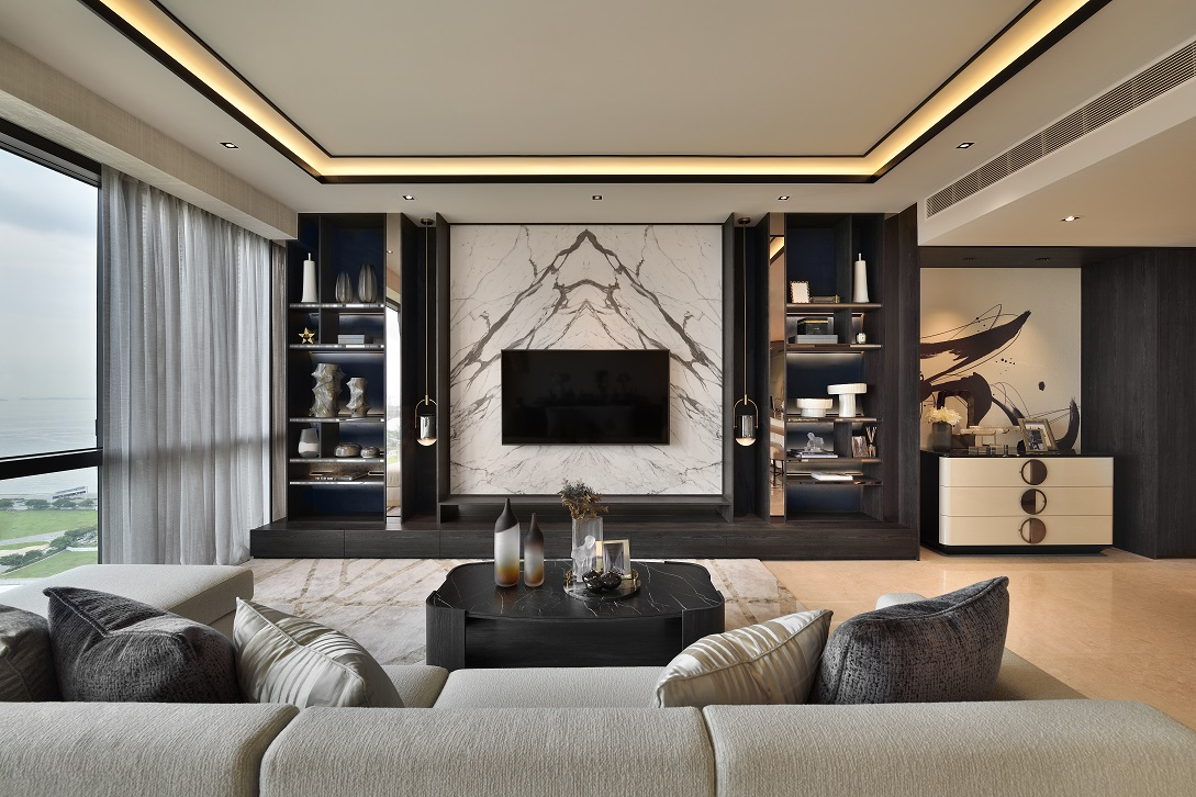 Units feature luxurious living space (Photo: M+S)  - EDGEPROP SINGAPORE