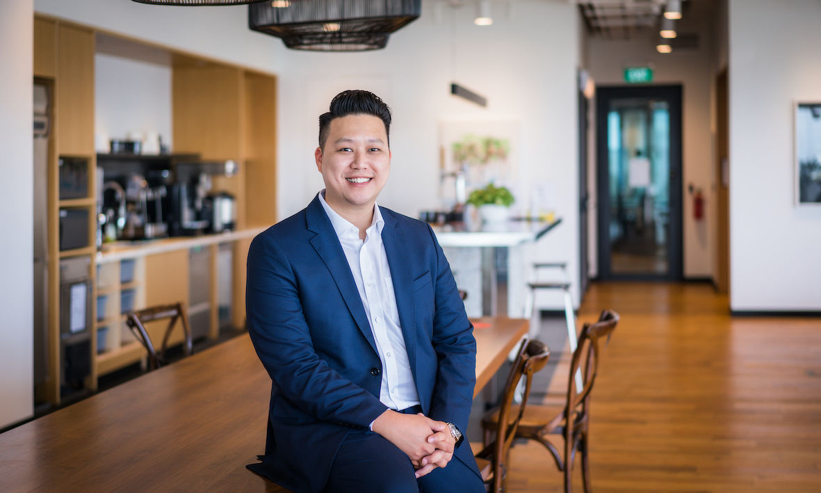 Ray Tan Head of Growth WeWork Southeast Asia and Korea - EDGEPROP SINGAPORE