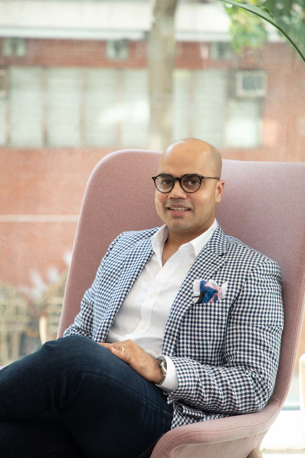 EDGEPROP SINGAPORE - Doshi: I believe Weave will provide a breath of fresh air to the rental market and co-living scene in Singapore (Photo: Weave Co-Living)