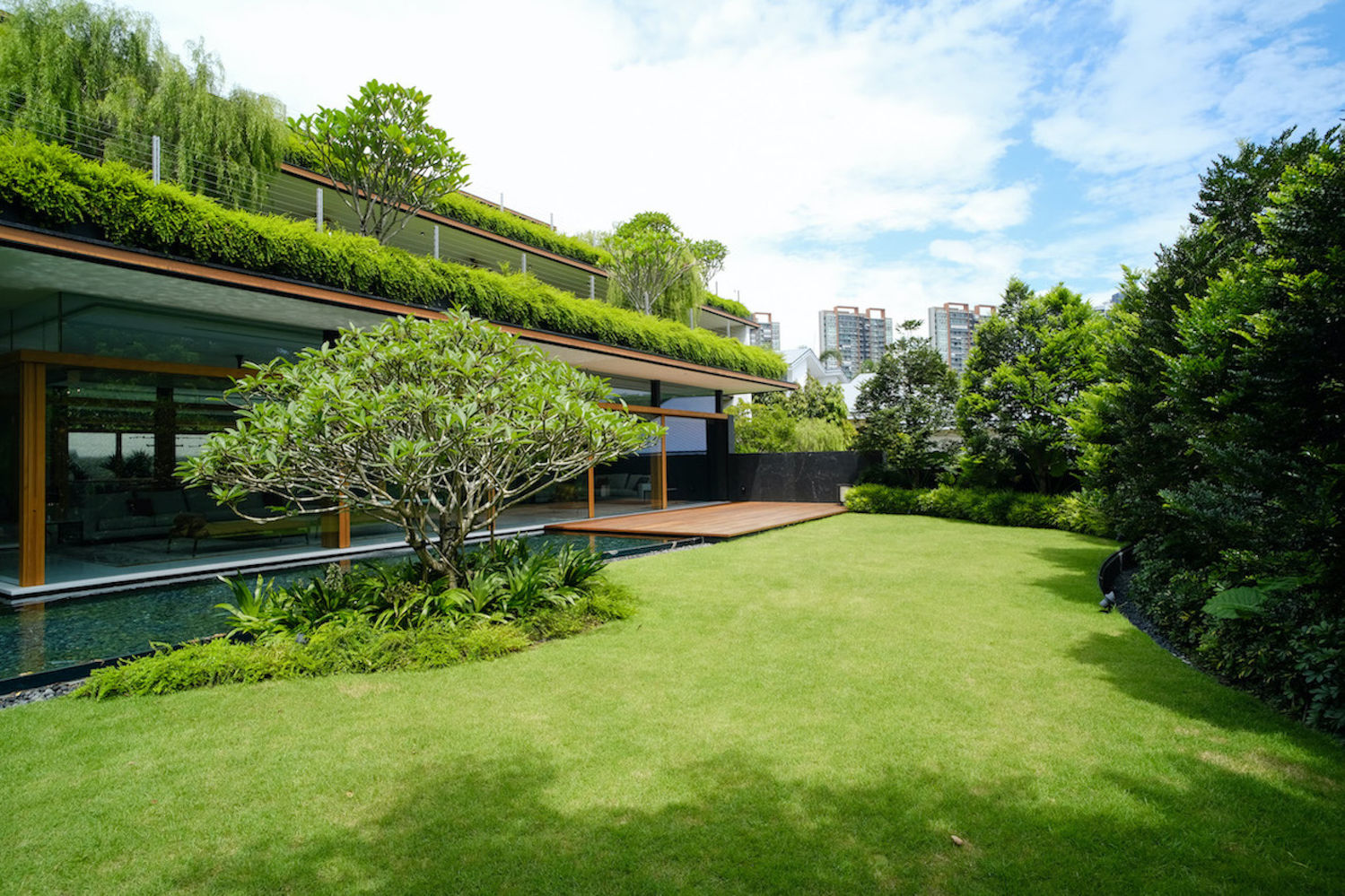 the house with luxuriant greenery - EDGEPROP SINGAPORE