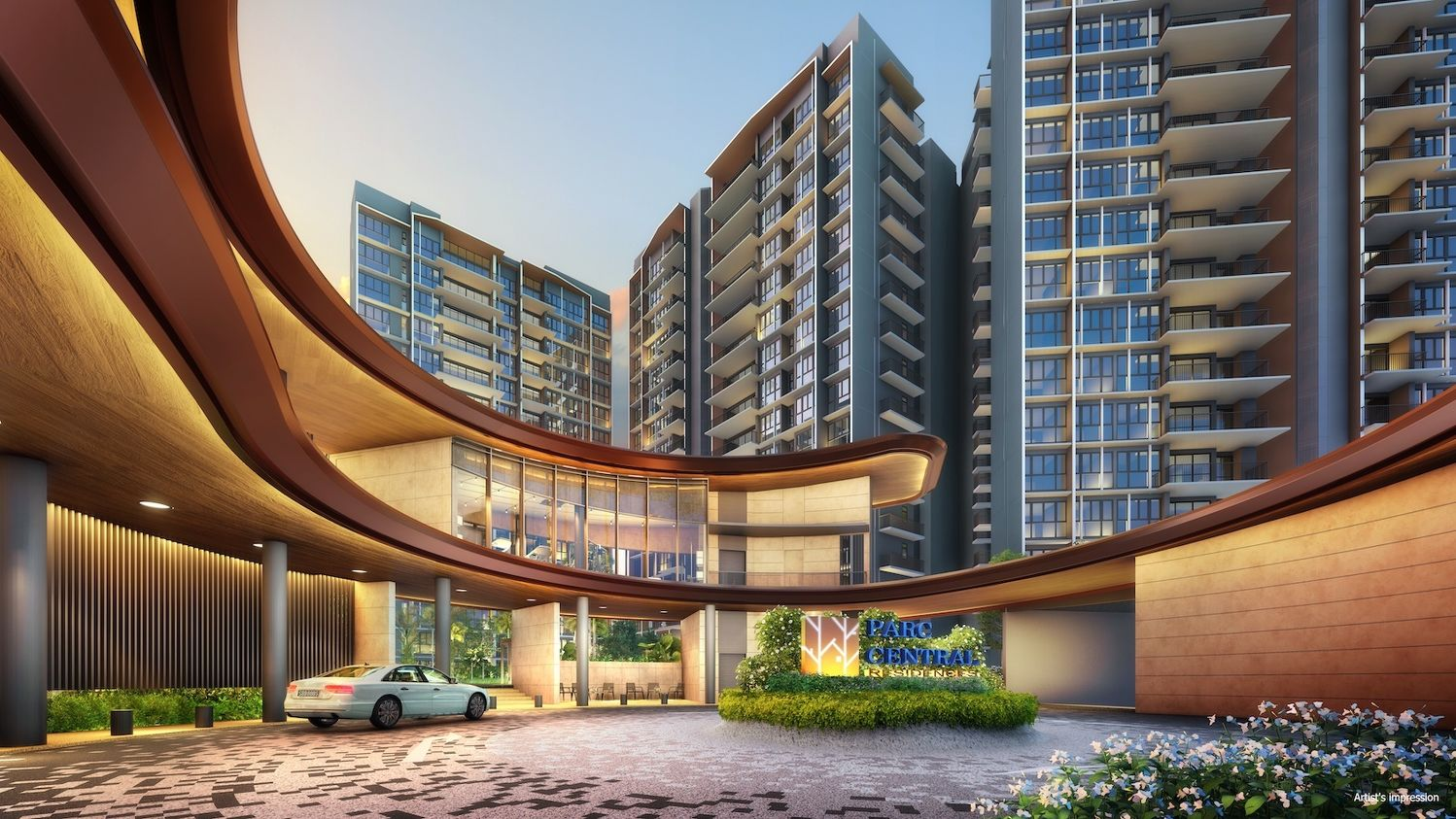 UPDATE] Hoi Hup-Sunway sell 59% of units at Parc Central Residences at  launch - Singapore Property News