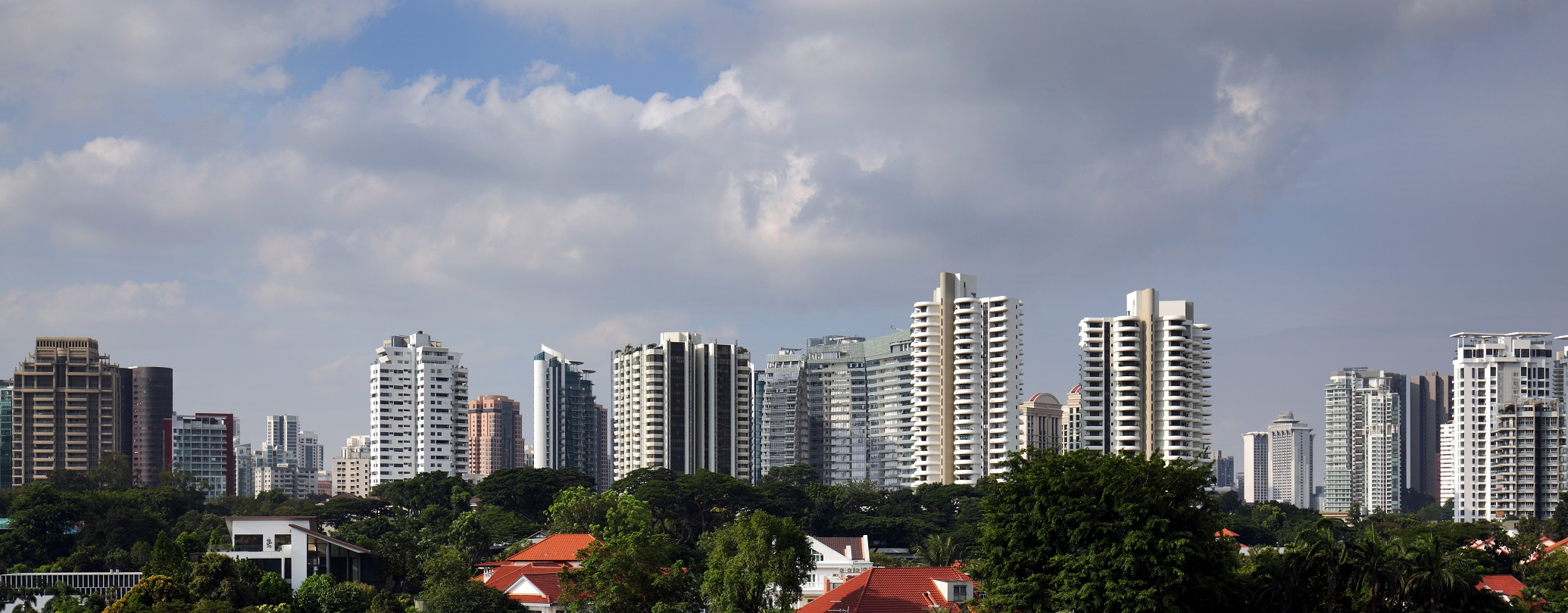 Residential listings continued to account for the lion's share of total auction listings in 2019 (Photo: Samuel Isaac Chua/EdgeProp Singapore) - EDGEPROP SINGAPORE
