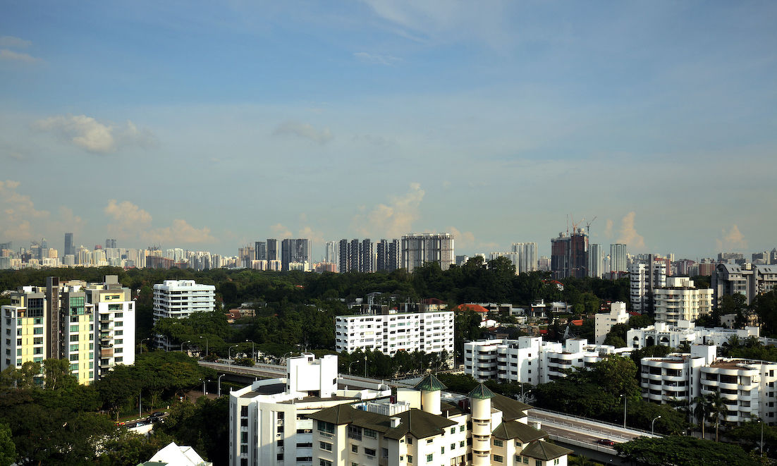 EDGEPROP SINGAPORE -  The relief measures will certainly give some reprieve to developers with large residential projects. (Photo: Samuel Isaac Chua/EdgeProp Singapore)