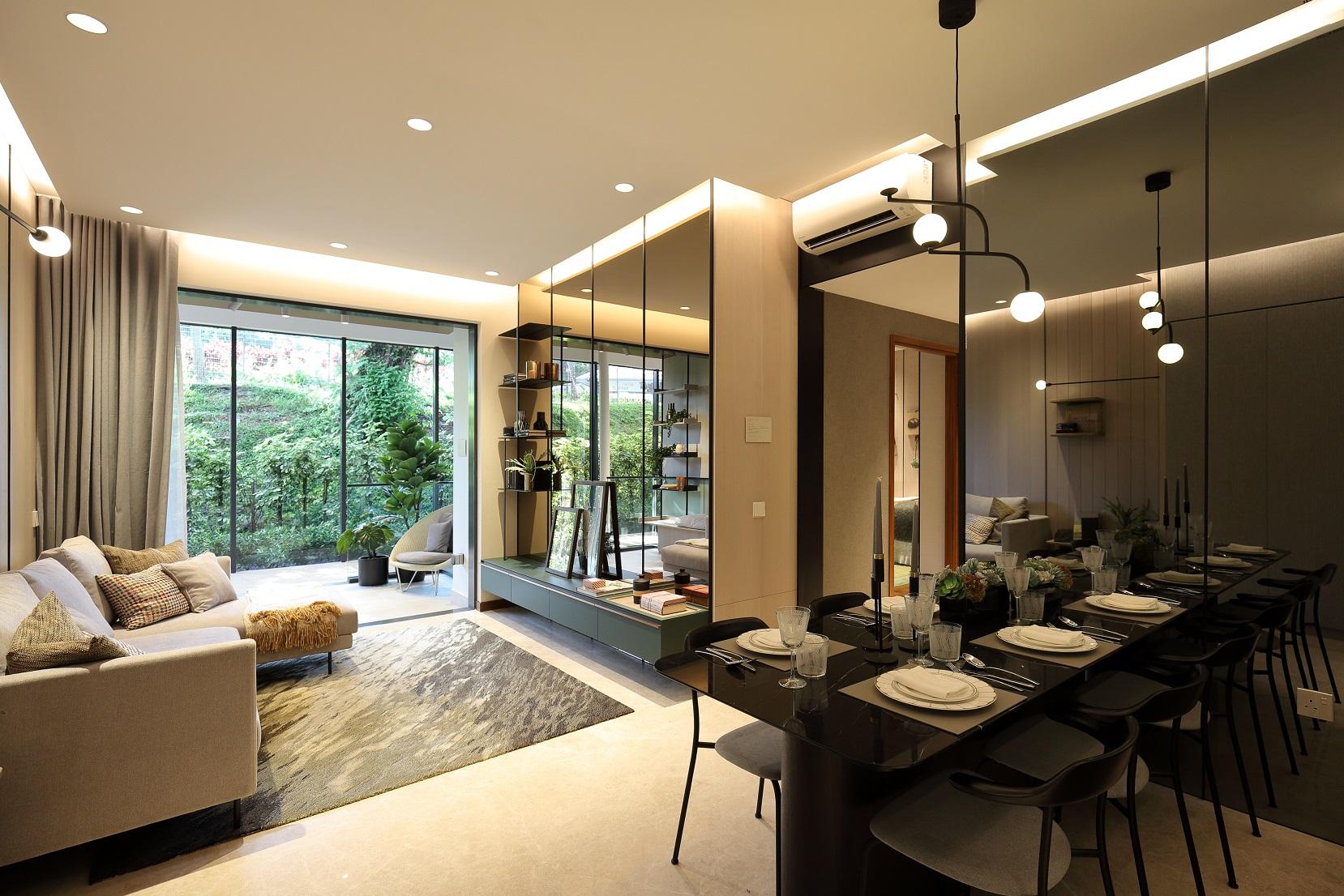 FOURTH AVENUE RESIDENCES - Three-bedroom suite - EDGEPROP SINGAPORE
