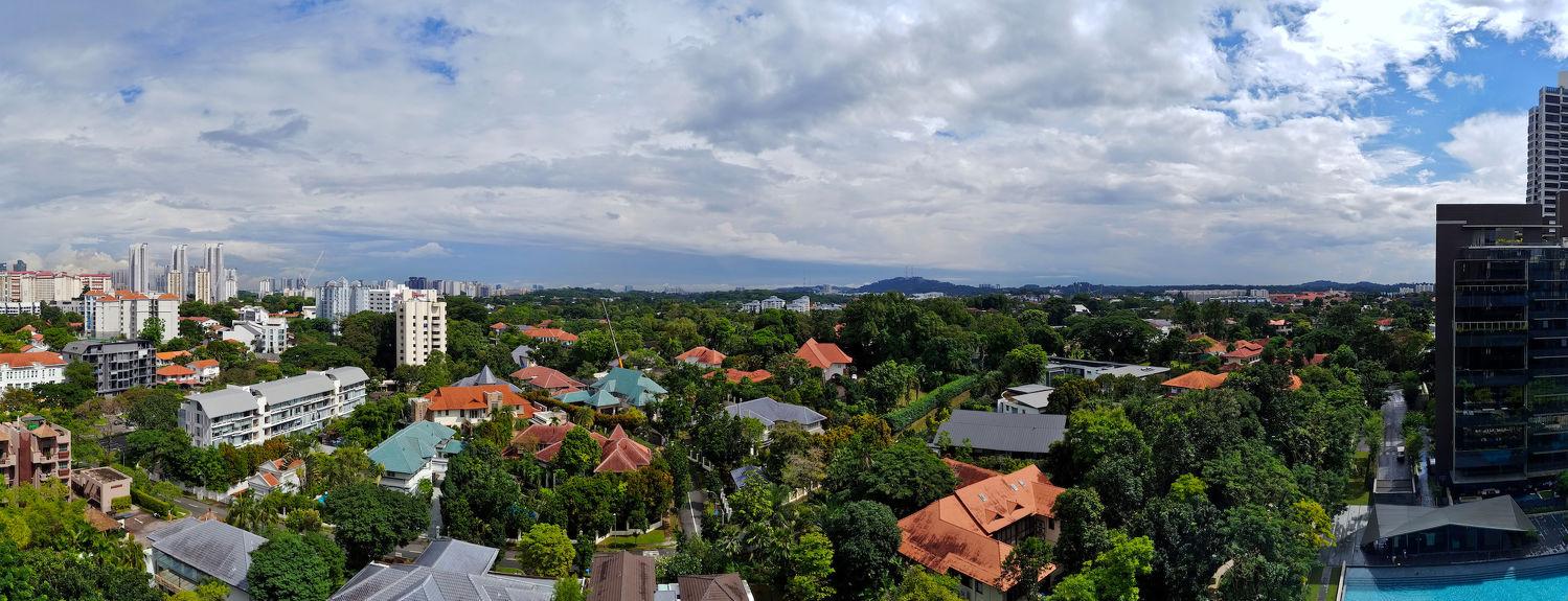 View of the Leedon Park-Belmont Road GCB estate - EDGEPROP SINGAPORE