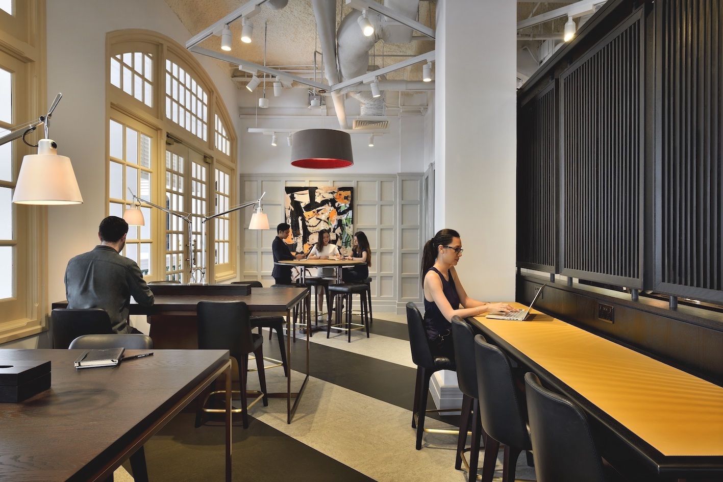 The Great Room at Raffles Hotel is the fourth location in Singapore with the fift at Afro-Asia i-Mark Building to open in 2Q2020 (Photo: The Great Room)