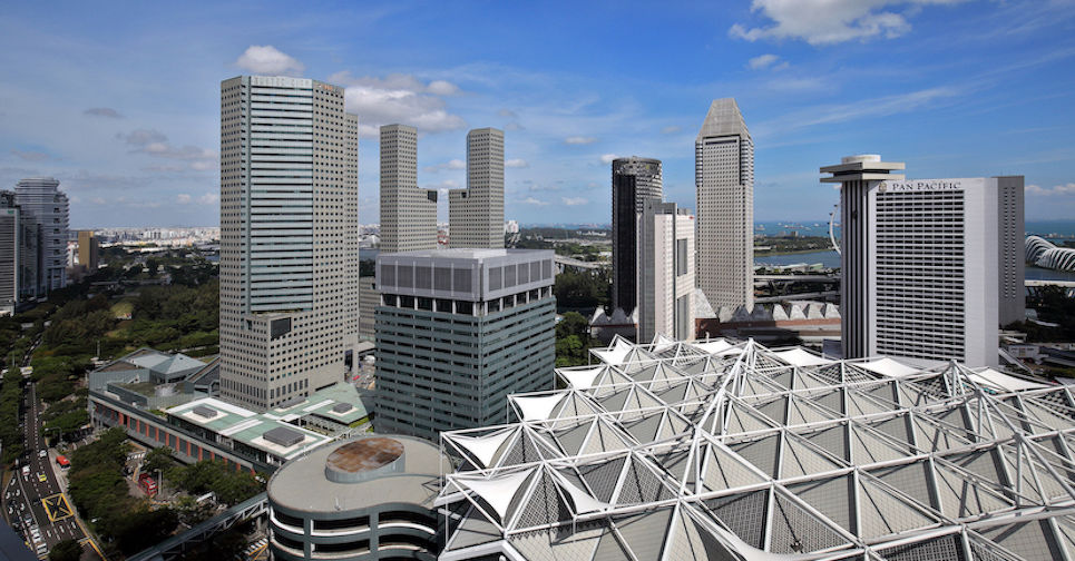 The strata office units at Suntec City Towers 1 and 2 - EDGEPROP SINGAPORE