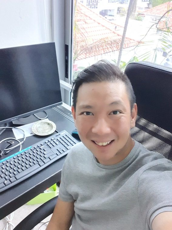 Tong: I've been experimenting with karaoke sessions on the WeSing app and playing party games using the Houseparty app  - EDGEPROP SINGAPORE
