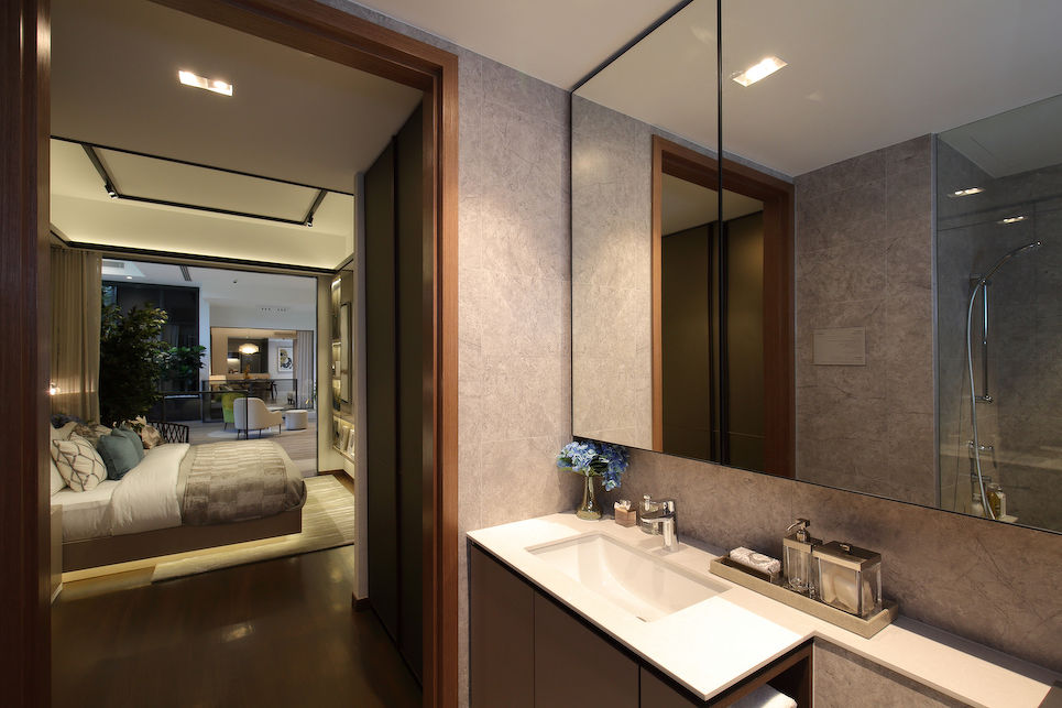 The bathrooms - EDGEPROP SINGAPORE