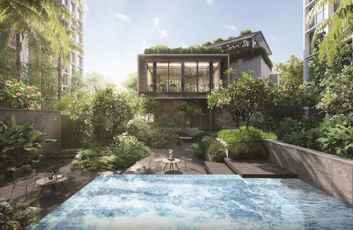 Wellness Club Spa Garden - EDGEPROP SINGAPORE