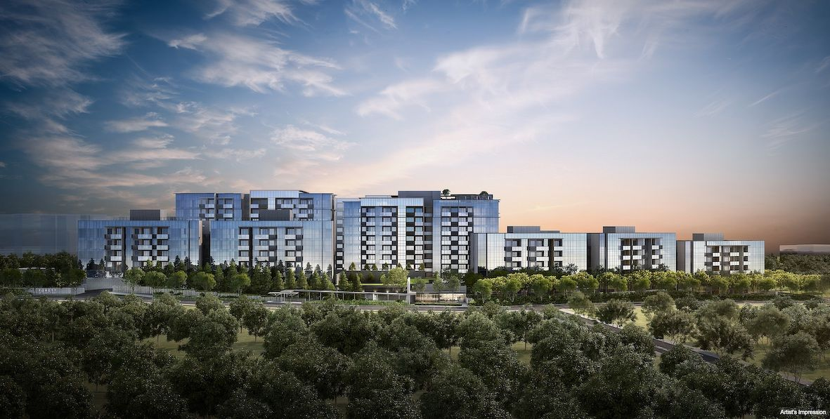 EDGEPROP SINGAPORE - Artist's impression of the 633-unit Forett at Bukit Timah