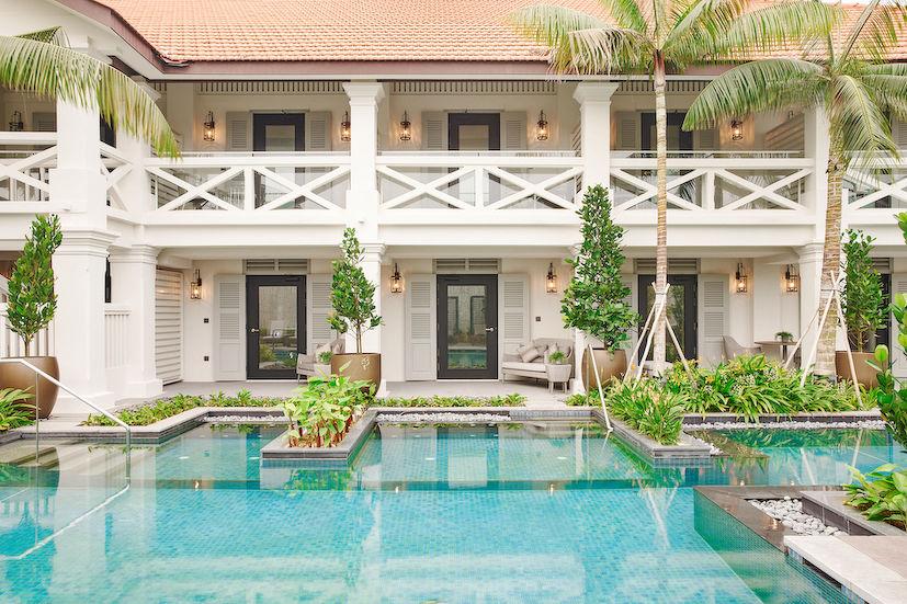 The Barracks Hotel Suite Patio - EDGEPROP SINGAPORE