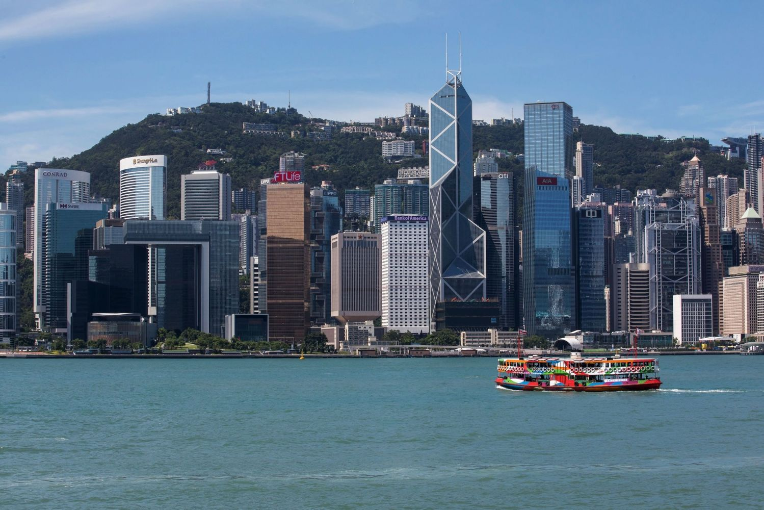 The outlook for the tourism sector in Hong Kong, which was already badly hit by months-long protests, will likely remain lacklustre due to the Covid-19 situation (Photo: Bloomberg)