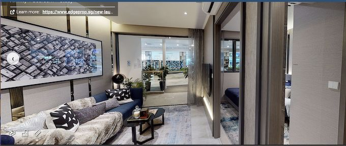 EDGEPROP SINGAPORE - Most property developers and property agencies have already ramped up their digital marketing efforts through virtual showflat tours and online sales presentations to potential buyers (Photo: EdgeProp Singapore)