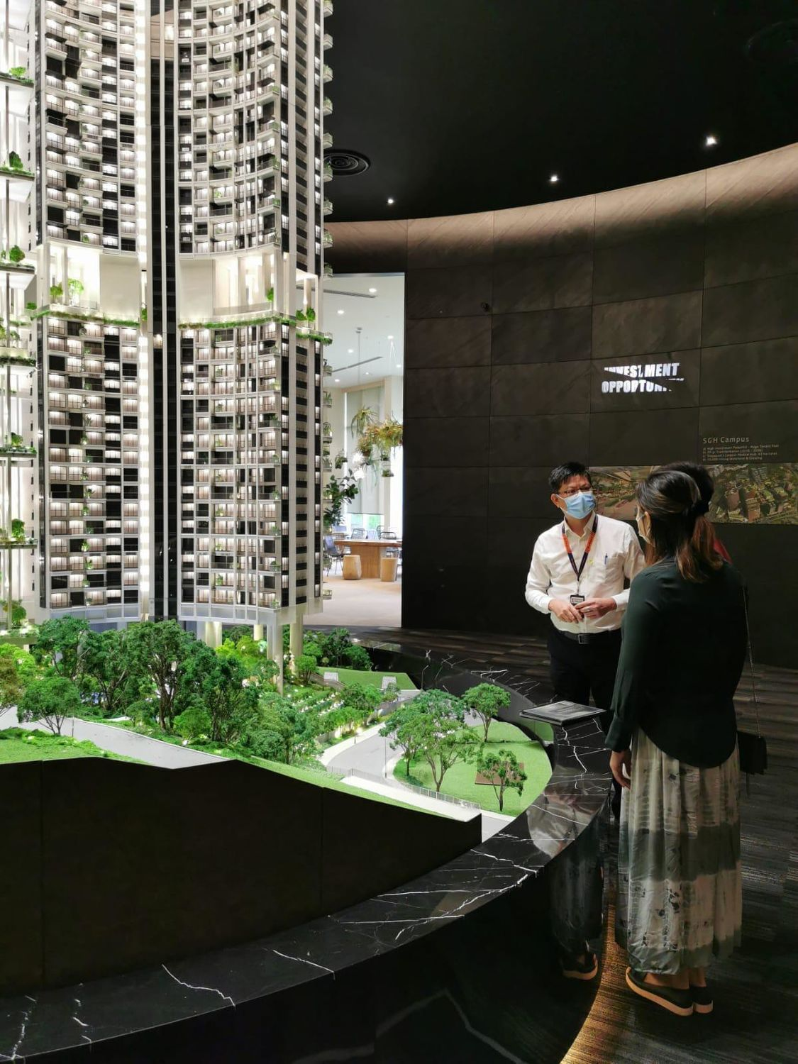 EDGEPROP SINGAPORE - One Pearl Bank saw 'pretty healthy turnout with some encouraging deals sealed' (Photo: CapitaLand)