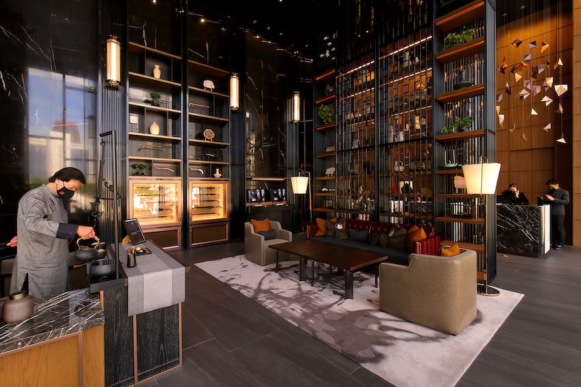 THE CLAN HOTEL LOBBY - EDGEPROP SINGAPORE