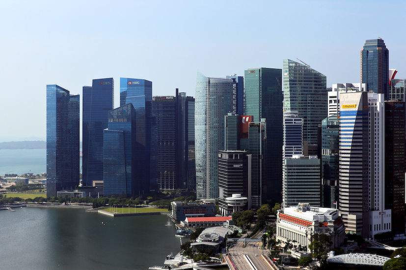 SINGAPORE CBD VIEW FROM SOUTH BEACH RESIDENCES - EDGEPROP SINGAPORE