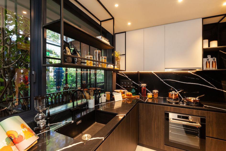 wet kitchen - EDGEPROP SINGAPORE