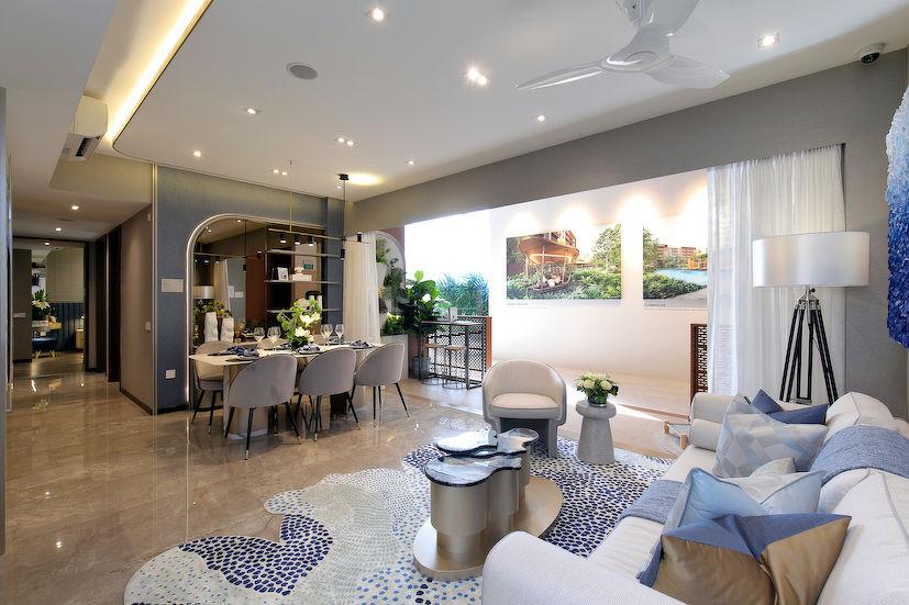 three-bedroom premium showflat at Pasir Ris 8 - EDGEPROP SINGAPORE