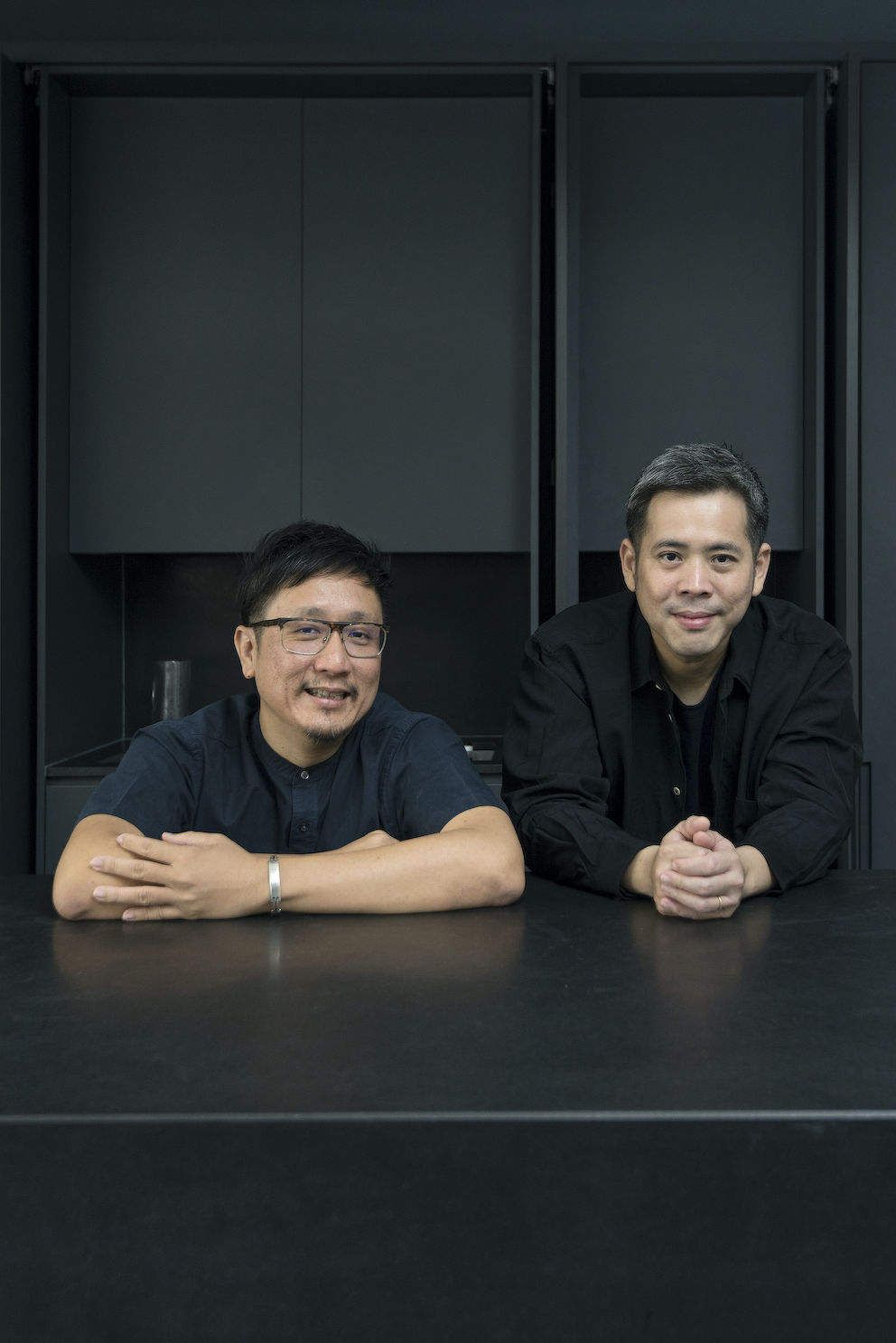 EDGEPROP SINGAPORE -  Low (left): Our first company was called 'FarmWork' because that was when the 'Farmers' started working; it was no more just socialising (Photo: Albert Chua/EdgeProp Singapore)