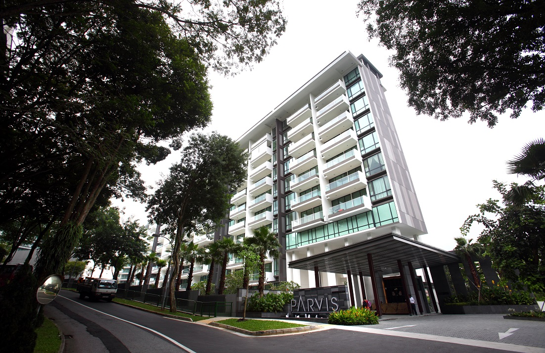 Property investments by Alan Tan include Parvis on Holland Hill (Photo: Samuel Isaac Chua/EdgeProp Singapore)