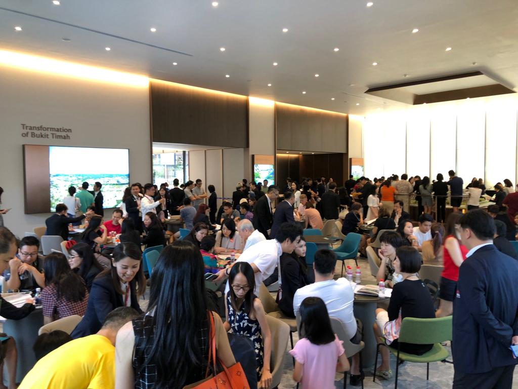 ROYALGREEN - There hasn't been a new launch of a freehold project in the Bukit Timah area in over a decade