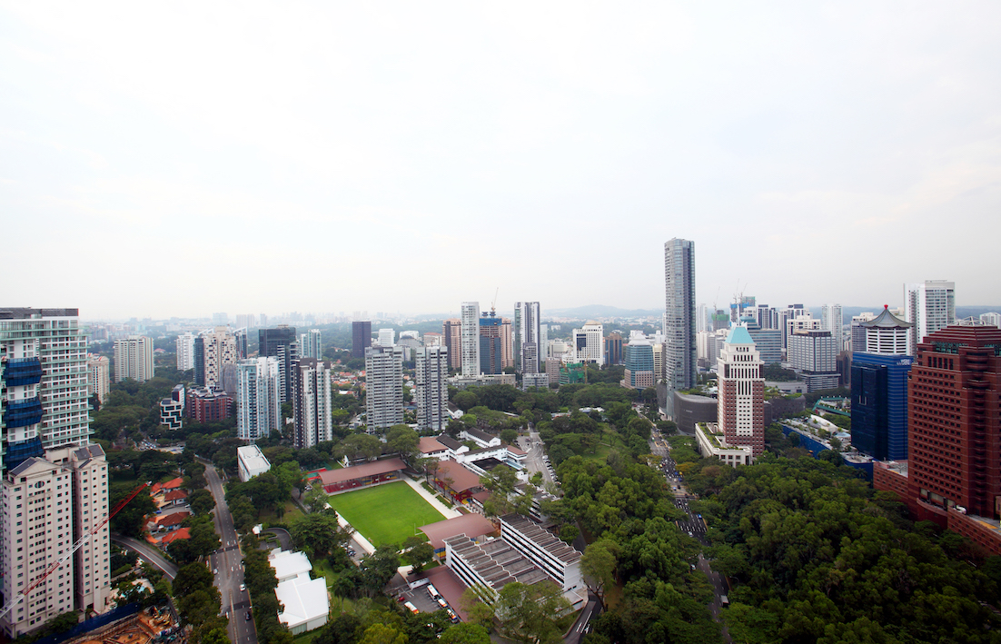 Last year, the average price of new non-landed homes sold in the CCR stood at $2,950 psf, which was 45% above the average transacted price for resale units which hovered around $2,037 psf, according to Edmund Tie Research (Photo: Samuel Isaac Chua/EdgeProp Singapore)