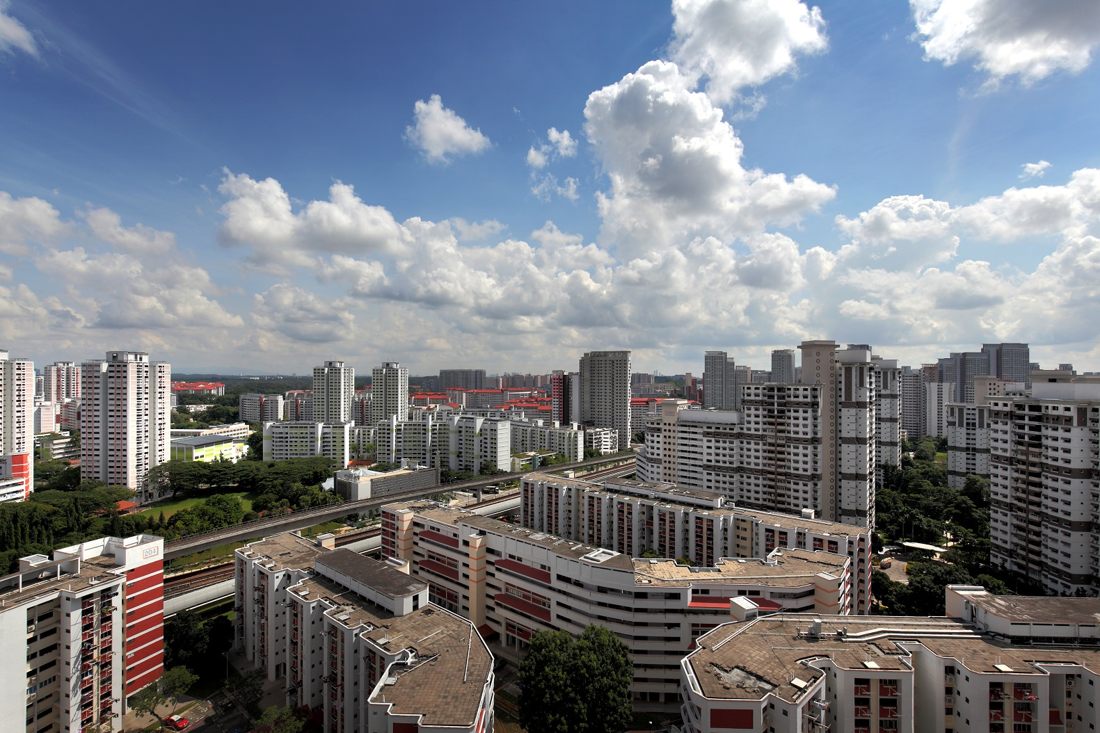 HDB resale price index rose by 0.4% q-o-q in 4Q2019, after a 0.1% uptick in 3Q2019 (Photo: Samuel Isaac Chua/EdgeProp Singapore) - EDGEPROP SINGAPORE