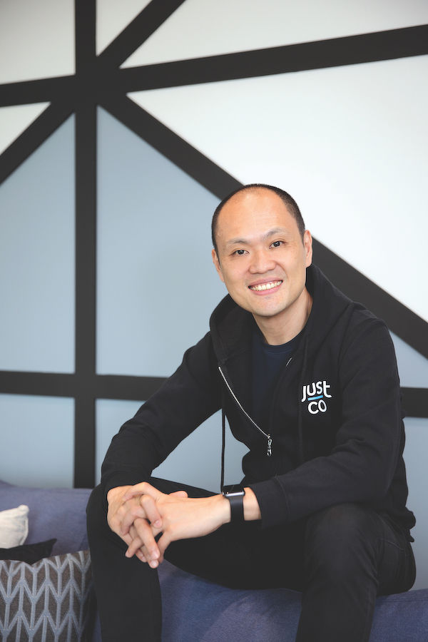 Kong: WFH will definitely change the way people work. A lot more people will embrace flexible workspace after this (Photo: JustCo) - EDGEPROP SINGAPORE