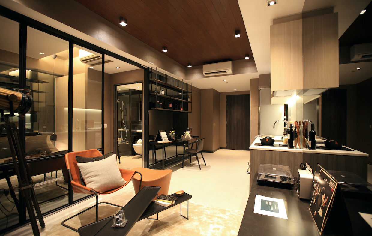 EDGEPROP SINGAPORE - The showflat at Gem Residences designed by Farm (Photo: Samuel Isaac Chua/EdgeProp Singapore)