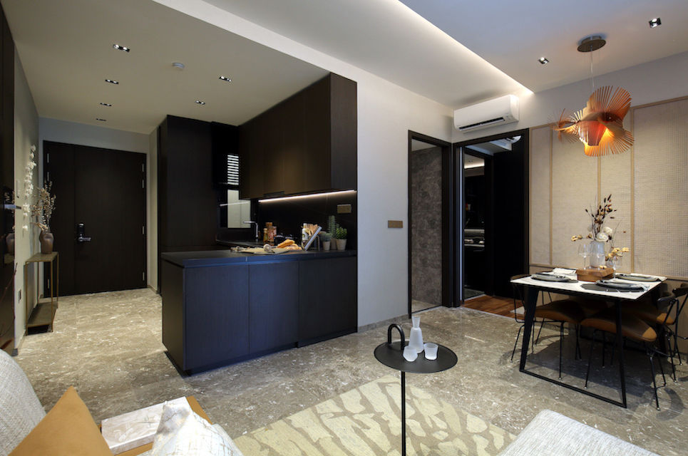 two-bedroom units at Hyll on Holland - EDGEPROP SINGAPORE
