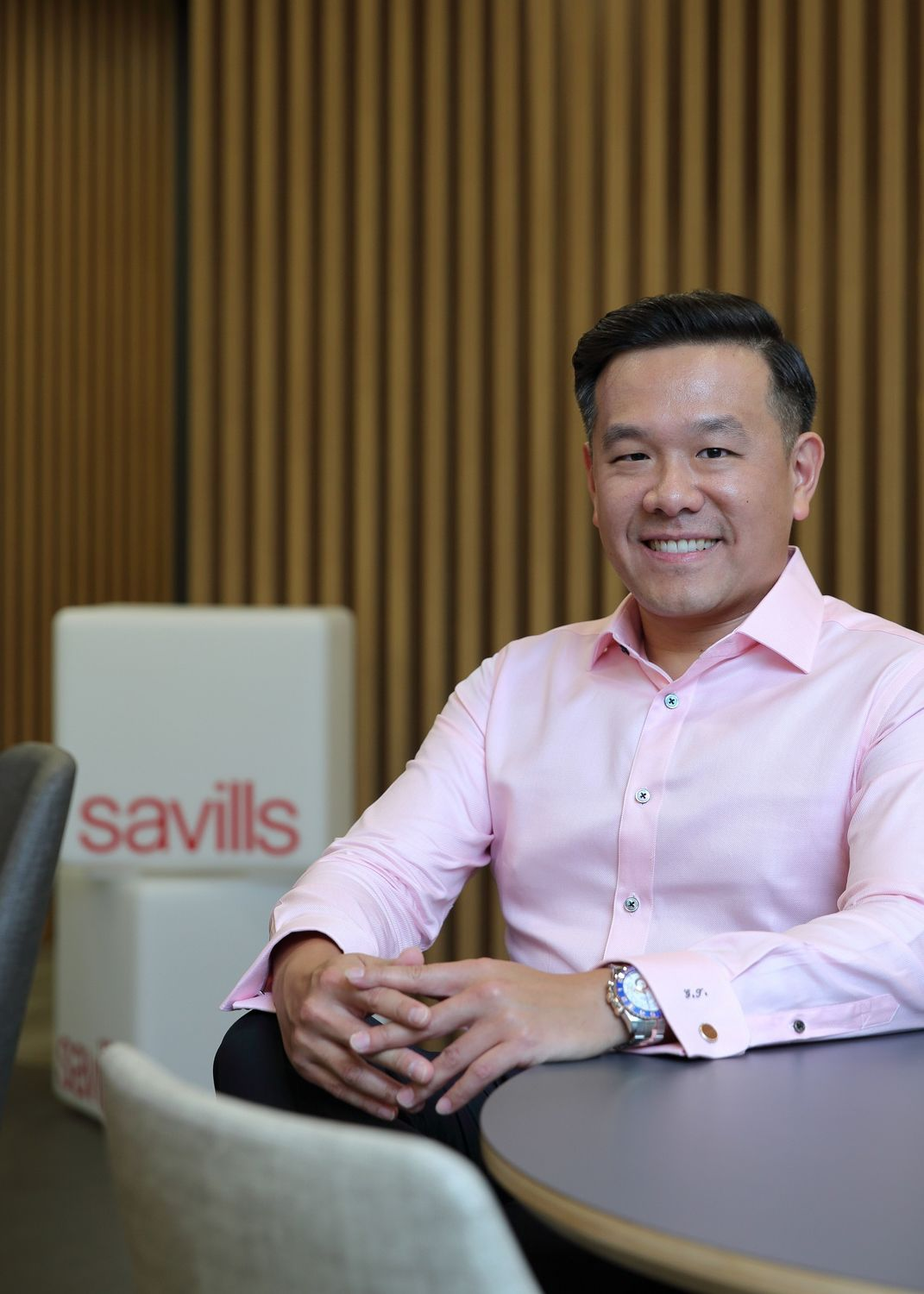 EDGEPROP SINGAPORE - Tan: Even though Covid-19 may have clouded the short-term outlook for the F&B sector, at the end of the day, we are social creatures; people still want to go out and meet their friends for a meal or drinks (Photo: Samuel Isaac Chua/EdgeProp Singapore)
