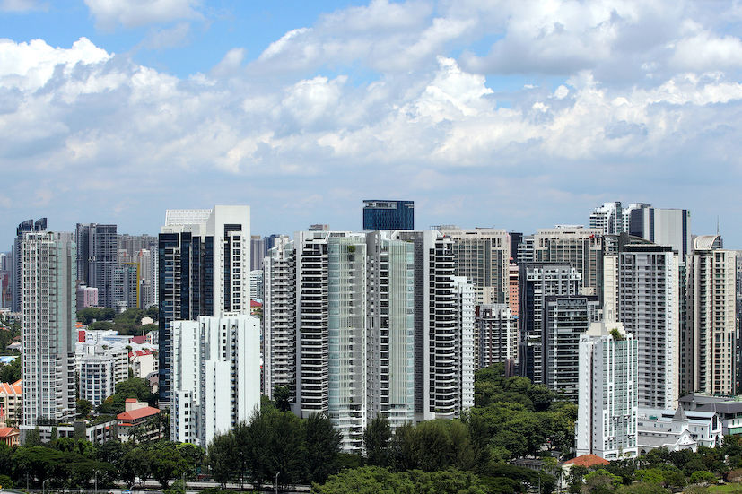 EDGEPROP SINGAPORE - Newton and Novena are some of the areas that Weave is interested in seeking real estate opportunities as it's an area that's popular with young Singaporeans and expatriates (Photo: Samuel Isaac Chua/EdgeProp Singapore)