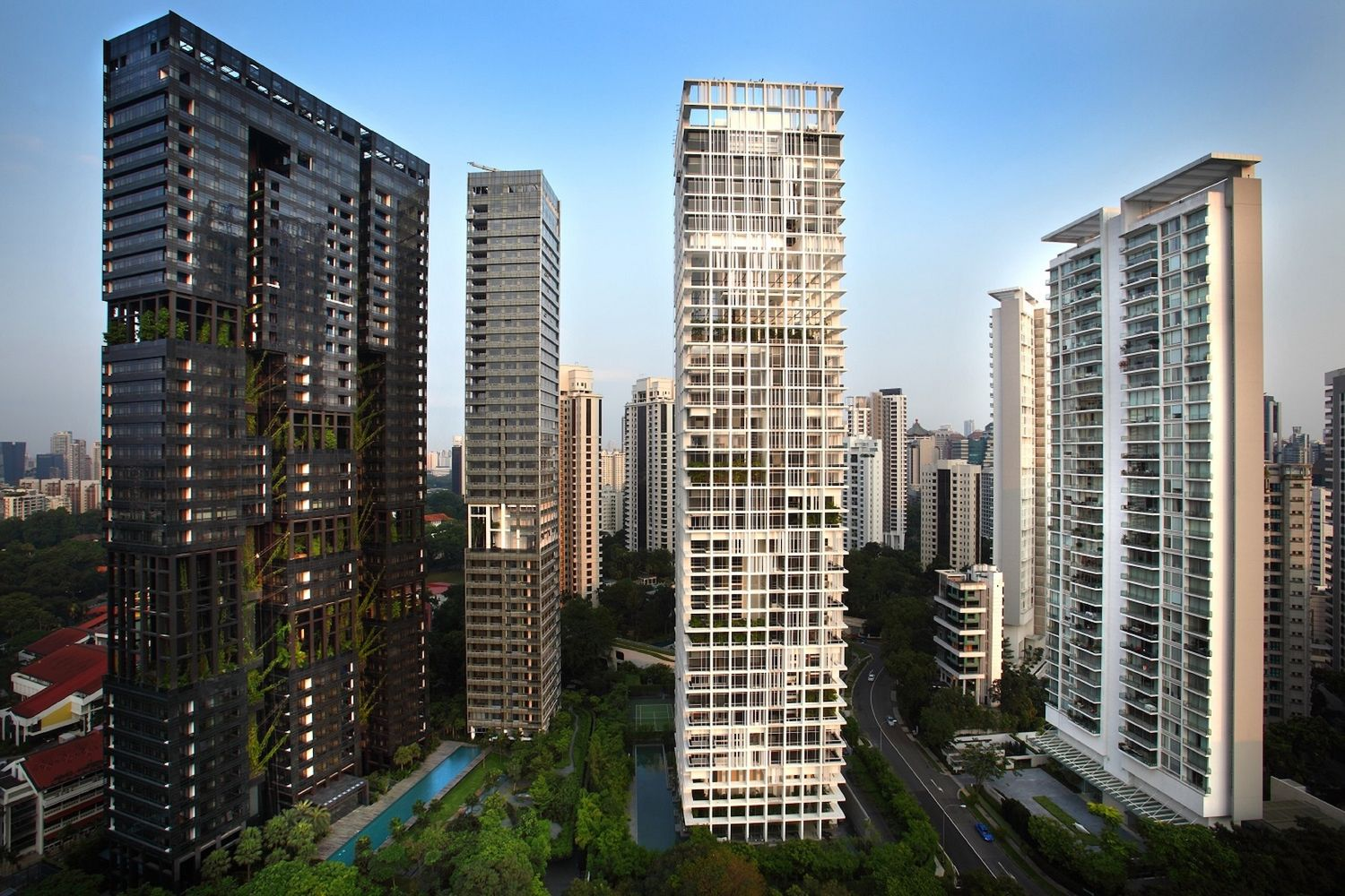 EDGEPROP SINGAPORE - Sought-after residential enclaves include Ardmore Park, the Claymore-Draycott area and the Nassim neighbourhood (Photo: Samuel Isaac Chua/EdgeProp Singapore)