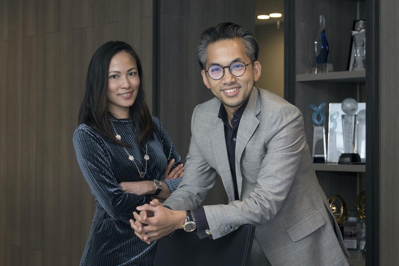 Emilia Teo and Terence Teo - EDGEPROP SINGAPORE