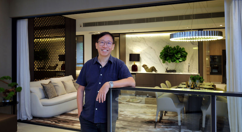EDGEPROP SINGAPORE -  Liam Wee Sin, group chief executive of Singapore-listed property developer UOL Group - EDGEPROP SINGAPORE
