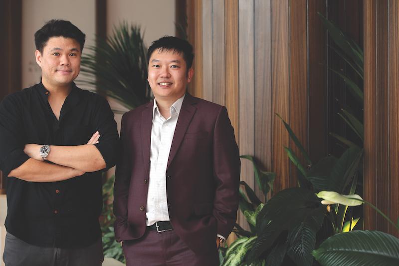 Dua Sahabat ini Sukses Berbisnis Property di Indonesia