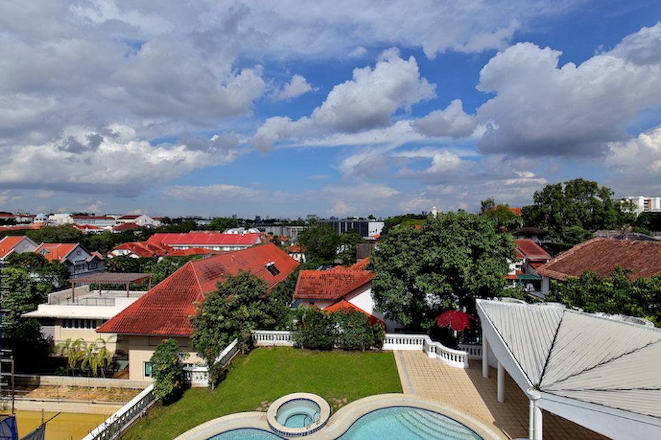 View of the Bukit Timah area - EDGEPROP SINGAPORE