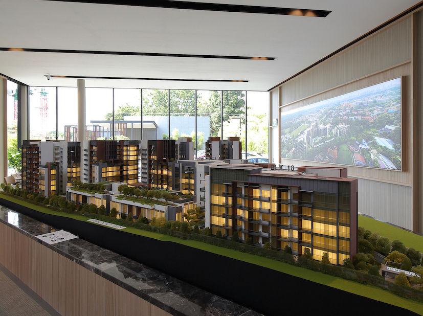 The new Fourth Avenue Residences - EDGEPROP Singapore - EDGEPROP SINGAPORE