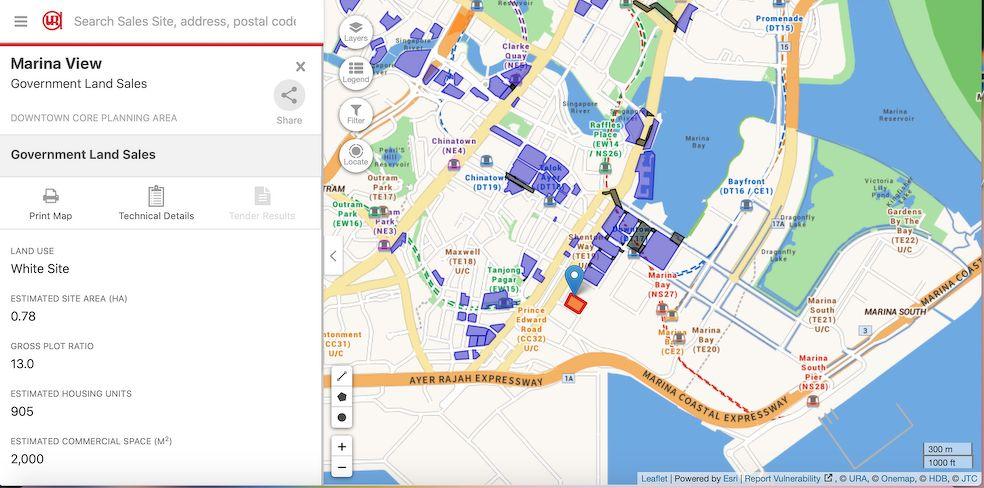 MARINA-VIEW-WHITE-SITE-LOCATION-MAP - EDGEPROP SINGAPORE
