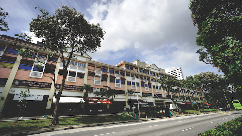The 2,379 sq ft unit at Balmoral Plaza was sold for $3.1 million on Aug 20, marking the biggest gain of the week (Credit: Samuel Isaac Chua/ EdgeProp Singapore) - EDGEPROP SINGAPORE