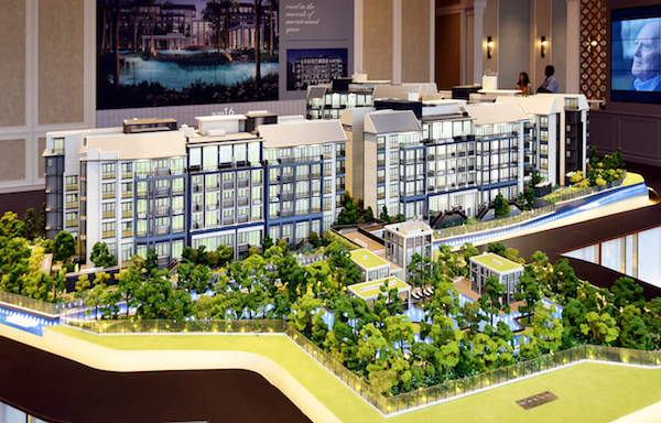 The 215-unit Mayfair Gardens, a redevelopment of the former Mayfair Gardens, is expected by be completed by 2024 (Credit: Albert Chua/ EdgeProp Singapore) - EDGEPROP SINGAPORE