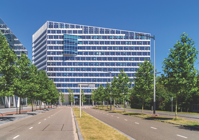 THE EDGE AMSTERDAM - Dubbed the world's greenest and most intelligent office building, Amsterdam's The Edge uses an array of smart technology and adaptable work spaces to encourage collaboration