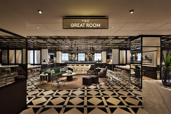 "The ""Drawing Room"" at The Great Room's Ngee Ann City space (Credit: The Great Room)"