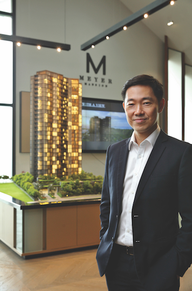 MEYER MANSION - Cheng: It is extremely rare for a high-rise freehold site along Meyer Road to become available, and it will be increasingly so in the future (Credit: Samuel Isaac Chua/ EdgeProp Singapore)