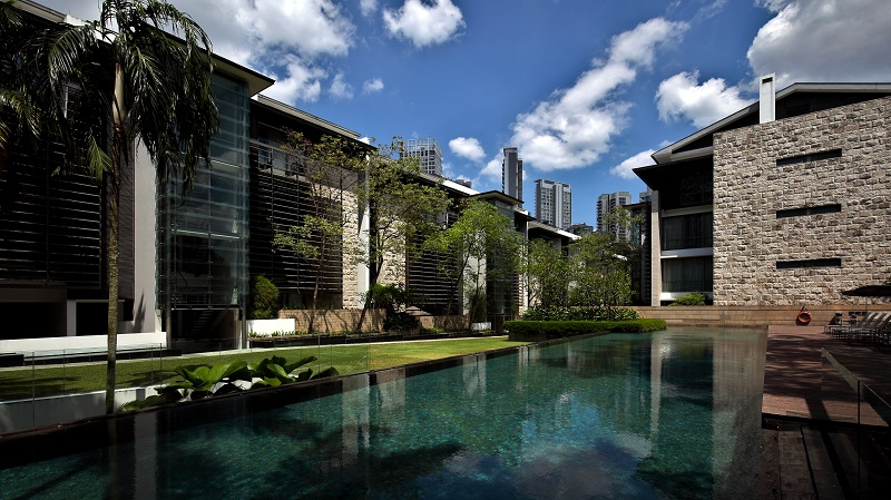 A unit at The Ladyhill sustained a 12% loss of $780,000 after it was sold for $5.6 million ($2,466 psf) on Nov 11 (Credit: Samuel Isaac Chua/The Edge Singapore) - EDGEPROP SINGAPORE