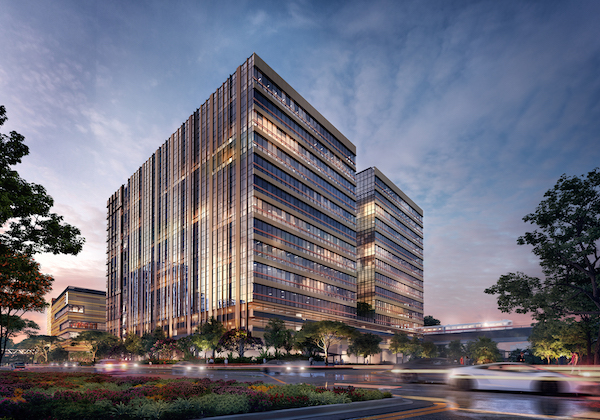 A $3.6 billion integrated development, PLQ is a 30:70 joint venture between Lendlease and Abu Dhabi Investment Authority (Credit: Lendlease)