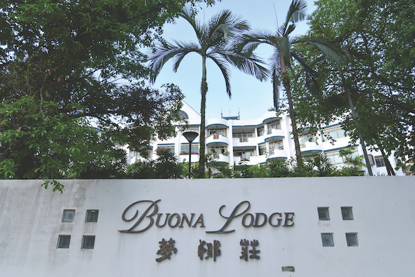 The 1,668 sq ft unit on the fourth floor of Buona Lodge was bought for $640,000 ($384 psf) in May 2004, and sold for $1.938 million ($1,162 psf) on Nov 14 (Credit: Albert Chua/ The Edge Singapore)