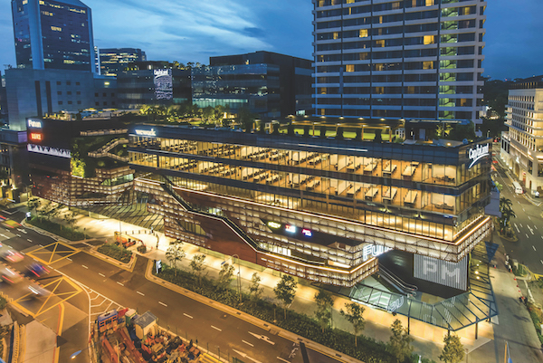 Prior to the redevelopment of Funan, RSP was already involved in the planning for eight years (Credit: CapitaLand)